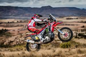Honda Crf450 Racing Caf 232 Honda Crf 450 Rally Team Energy Honda