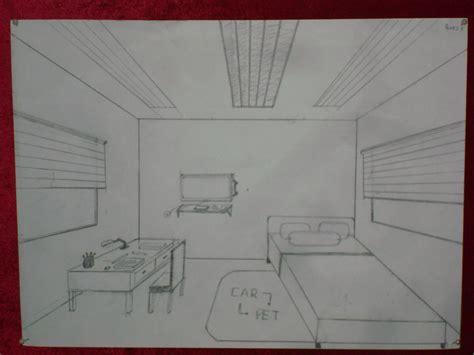 how to draw a 3d room how to draw a 3d room pencil art drawing