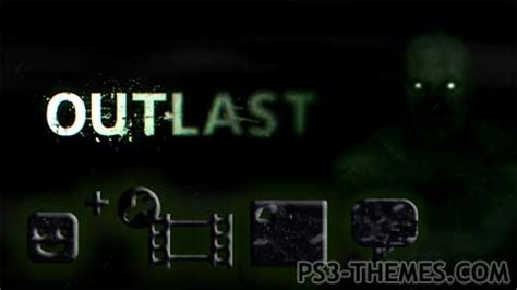 ps themes outlast animated theme