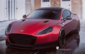 Aston Martin Wide Tuning Aston Martin Rapide Wide