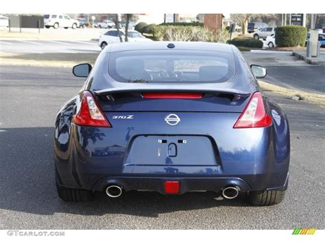nissan midnight blue 2013 midnight blue nissan 370z sport touring coupe