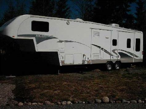 5th wheel cing trailer cars for sale