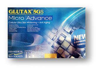 Glutax 5gs Micro Di Malaysia dermedical skin sciences