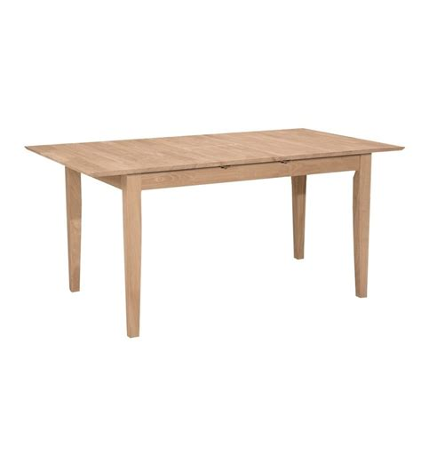 [60 Inch] Modern Farm Butterfly Dining Table   Wood You