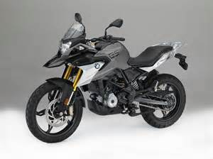 Bmw Gs 2017 Bmw G 310 Gs Look 7 Fast Facts