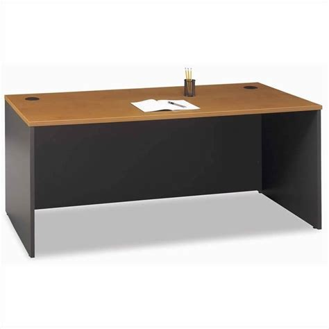 Bush U Shaped Desk Bush Business Series C Cherry U Shaped Desk Bsc062 724
