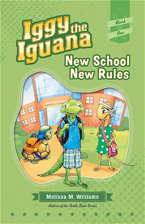 school days reillustrated edition house chapter book books iggy the iguana new school paperback longtale