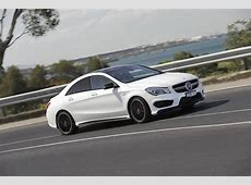 Mercedes-Benz CLA45 AMG Review | CarAdvice Cla 45 Review