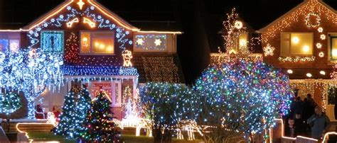 christmas lights installation in portland