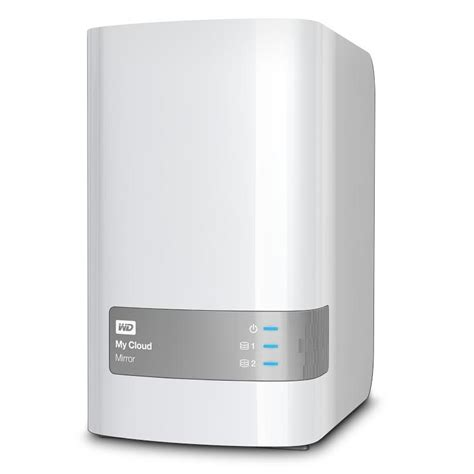 Wd Cloud Mirror by Wd Launches Second Gen My Cloud Mirror In India Announces