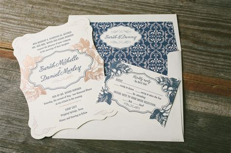 wedding invitations navy and gold navy and gold wedding invitations figura