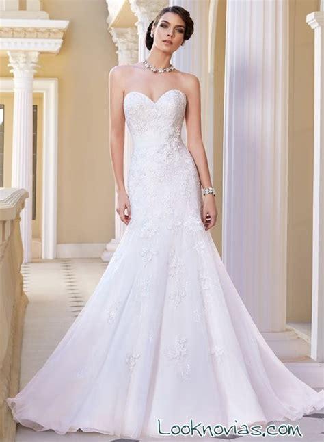 tamira vestido de novia con escote corazon y de estilo princesa elegantes vestidos de escote coraz 243 n