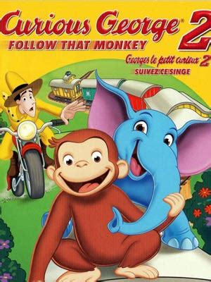 film kartun george monkey curious george 2 follow that monkey les films