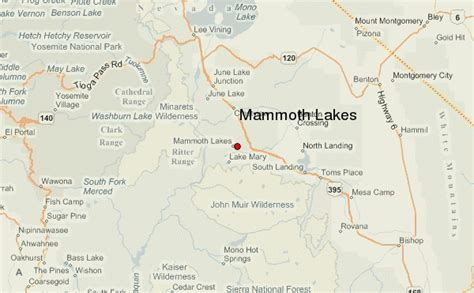 california map mammoth lakes mammoth lakes location guide