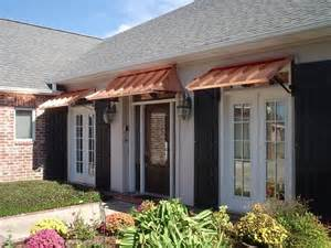 Awning From House 50 Best Images About Copper Awnings On Copper