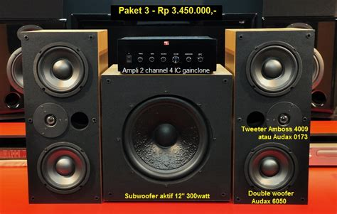 Speaker Aktif La Bass ssaudio just another site