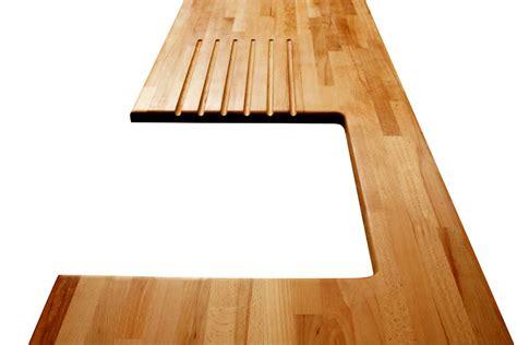 wooden drainer for belfast sink beech worktop gallery