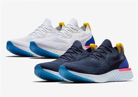 shoe release nike epic react running shoe release info official