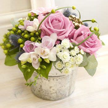 small floral arrangements small table pink flower arrangements pink flower