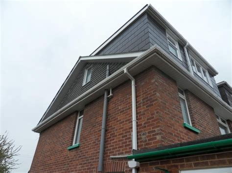 Dormer And Gable Hip To Gable With Rear Flat Roof Dormer Loft Conversions