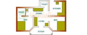 Home Kitchen Katta Designs beautiful kerala home design home plan 650 sq ft