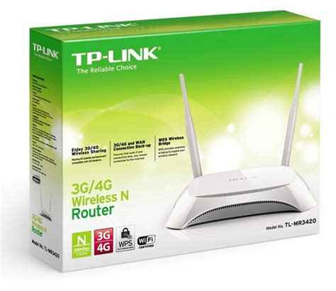 Router Tp Link Murah jual tp link 3g wireless n router tl mr3420 router consumer wireless murah tp link