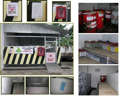 contoh tempat penyimpanan sementara tps limbah b3 jujubandung
