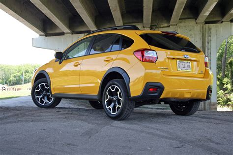 subaru xv 2015 review 2015 subaru xv crosstrek driven review top speed