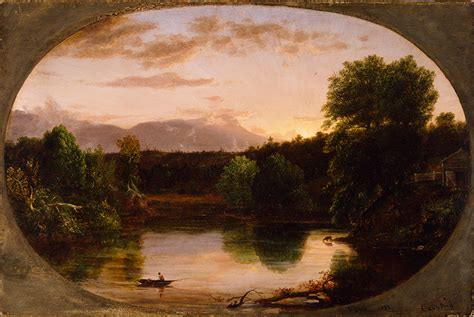 Landscape Paintings New York Beyond The Hudson The Singular Achievements Of Robert