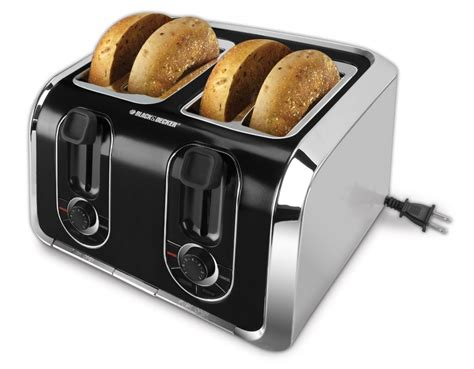 Best 4 Slice Toaster 5 Best Four Slice Toaster Make Delicious Breakfast For