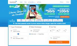 Traveloka.com: Cara Pesan (Booking) Tiket Pesawat / Kereta