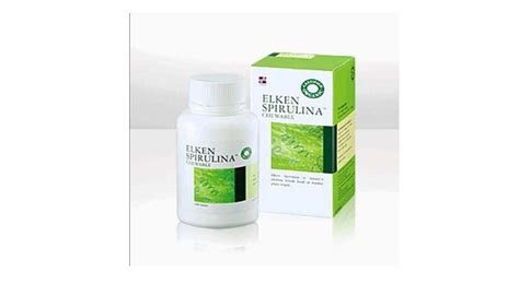 Elken Spriulina elken spirulina chewable reviews sandeepweb