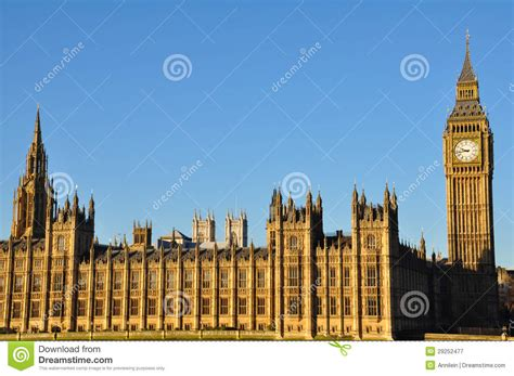 big ben and the houses of parliament london michael big ben and houses of parliament in london stock image