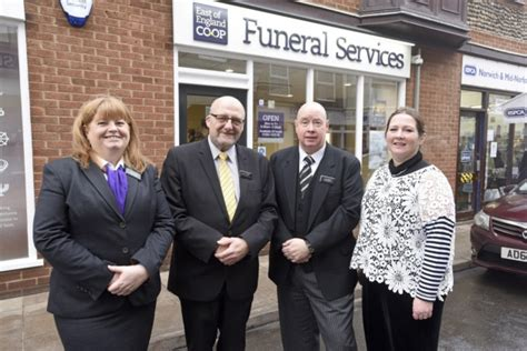 dedication service marks official opening of new funeral