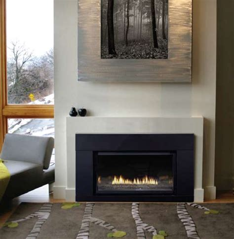 loft series vent free fireplace system