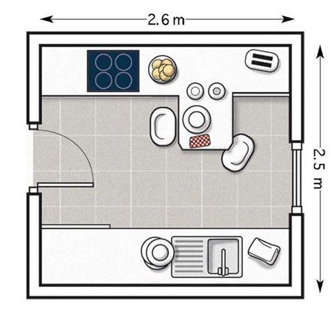 croquis de cocinas doce cocinas con barra y sus planos search and image