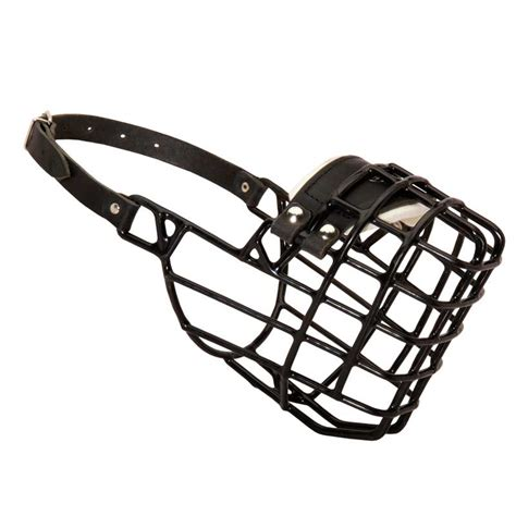 cage for rottweiler rottweiler wire basket muzzles breeds picture