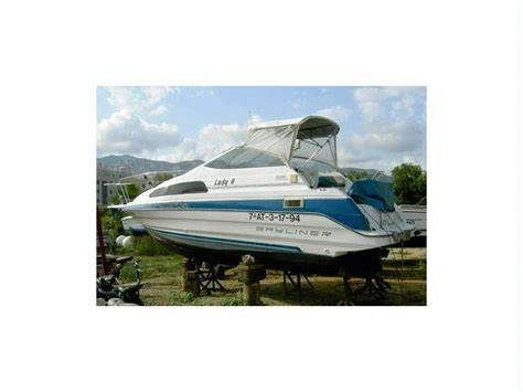 used boats for sale denia bayliner cierra 2255 in club n 225 utico denia power boats