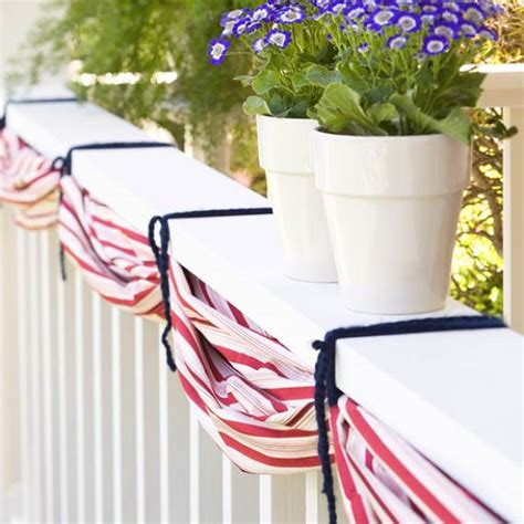 front porch decorating ideas     july