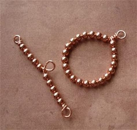 how to add a clasp to a beaded bracelet bead jewelry clasps get that posh and finished look
