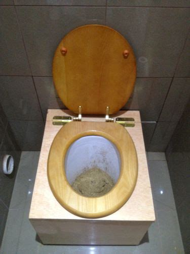 Homemade Composting Toilet by Homemade Composting Toilet For The Home Pinterest