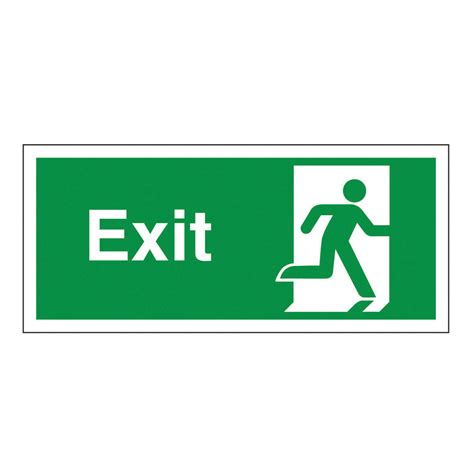 Exit Sign exit signs pictures cliparts co
