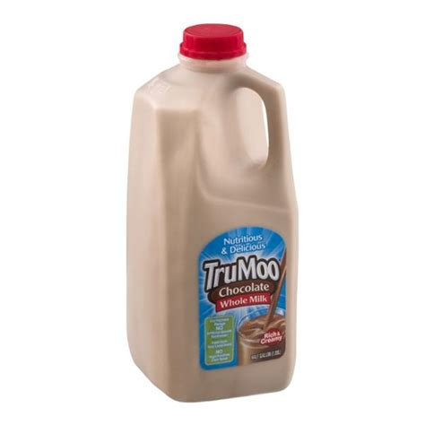 Parfum Laundry 1l Grade A Baby trumoo whole milk chocolate hy vee aisles grocery