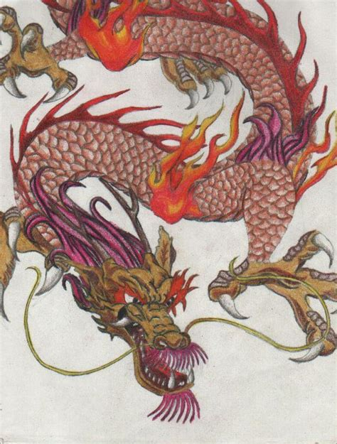 how to create a chinese dragon angela topping