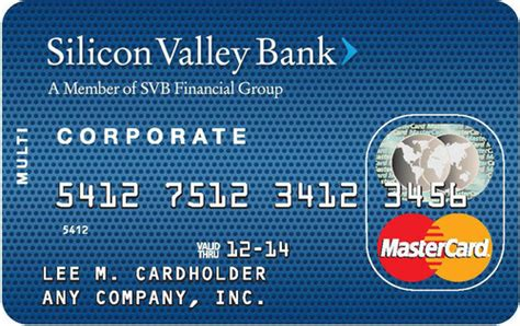 silicon valley bank svb silicon valley bank now offering multi card by mastercard 174