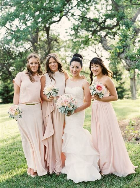 Garden Dress Bridesmaid The 10 Types Of Bridesmaids That Every Should Be Prepared For Wedding By Wedpics