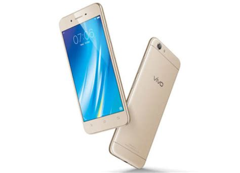 Vivo Y53 4g Lte vivo y53 4g lte enabled android 6 0 smartphone unveiled smart shopping jamaica