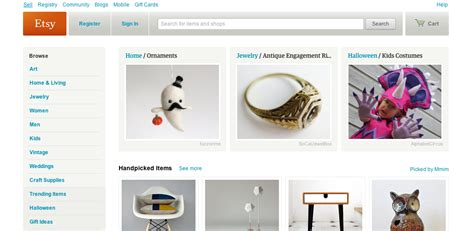 Define Handmade - etsy decides handmade has meaning eases