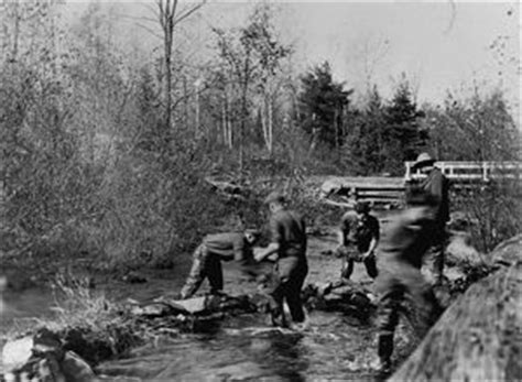 Corps Michigan Application History Of The Civilian Conservation Corps To Be Presented