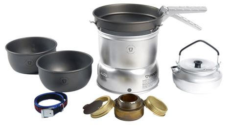 Kompor Trangia trangia 27 8 ul ha cookset canadian outdoor equipment co